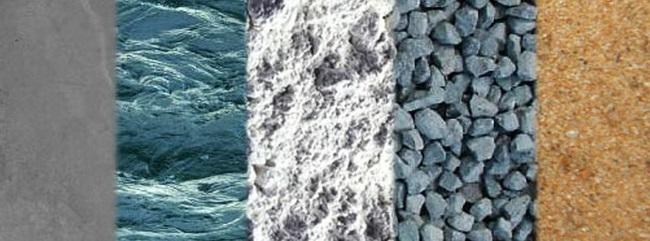 Морской бетон состав для получения цементного раствора массой 40 кг