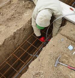 Заливка бетона фундамент гост на цементный раствор м200